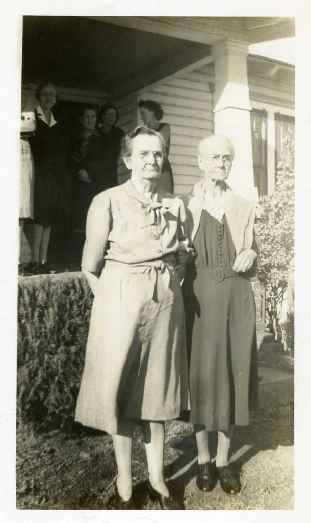 Edith Almira Gandy Marsalis