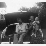 Edith, Joe (Big Daddy), and James E. Jr.